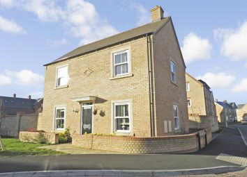Thumbnail 3 bed detached house for sale in Dodimead Way, Biggleswade