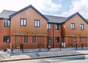 3 bed terraced house for sale in 11 Towers Lawn Court, Market Drayton, Shropshire TF9