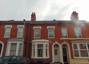 Thumbnail 3 bed terraced house to rent in Derby Road, Northampton