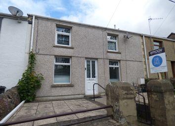 Thumbnail 2 bed terraced house for sale in Swansea Road, Aberdare