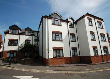 Thumbnail 1 bed flat for sale in Alverstoke Court, Church Road, Gosport