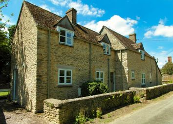 Thumbnail 2 bed cottage to rent in Hazells Lane, Filkins, Lechlade