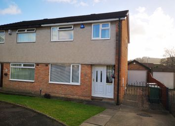 Thumbnail 3 bedroom semi-detached house for sale in Graig Yr Wylan, Glenfields, Caerphilly