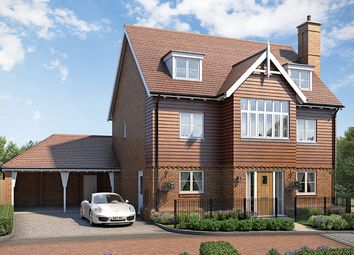 "Thumbnail 5 bed property for sale in ""The Hawthorne"" at Lenham Road, Headcorn, Ashford"