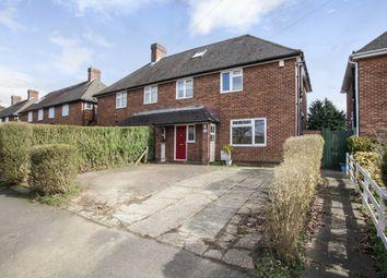 Thumbnail 3 bed semi-detached house for sale in Hartforde Road, Borehamwood, Hertfordshire