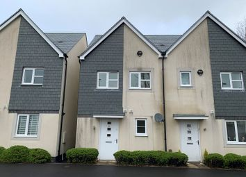 Thumbnail 2 bed semi-detached house to rent in Olympic Way, Plymouth