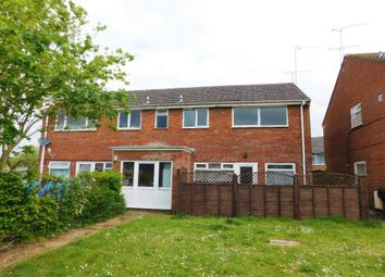 Thumbnail 1 bed flat for sale in Furzey Road, Upton, Poole