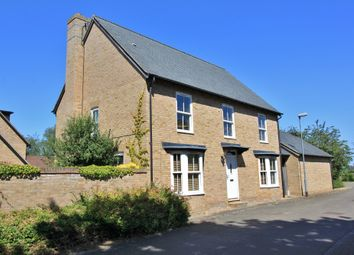 Thumbnail 4 bed detached house for sale in Acorn Lane, Great Cambourne, Cambourne, Cambridge