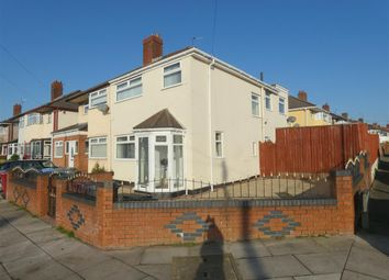 Thumbnail 3 bed semi-detached house for sale in Milton Avenue, Broadgreen, Liverpool