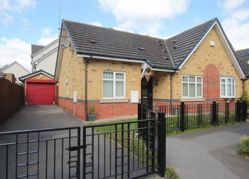 Thumbnail 2 bed semi-detached bungalow to rent in Camberwell Way, Hull