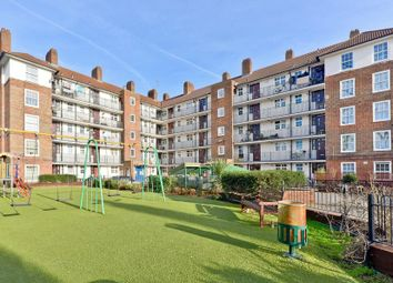 Thumbnail 1 bed flat for sale in Clayton Street, London