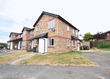 Thumbnail 1 bed end terrace house for sale in Furze Close, Luton