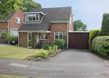 Thumbnail 3 bed detached house for sale in Havendale, Hedge End, Southampton