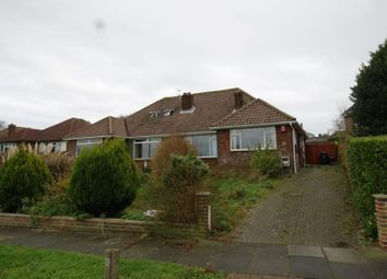 Thumbnail 3 bed semi-detached bungalow for sale in 53 Chalkland Rise, Woodingdean, Brighton