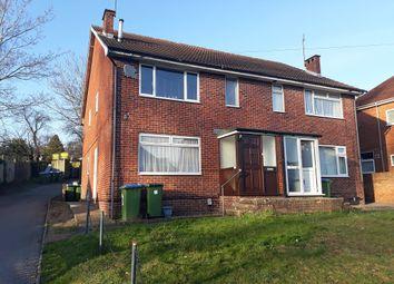 Thumbnail 2 bedroom flat for sale in Edwina Close, Southampton