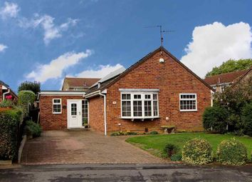 Thumbnail 3 bed detached bungalow for sale in Third Avenue, Grantham