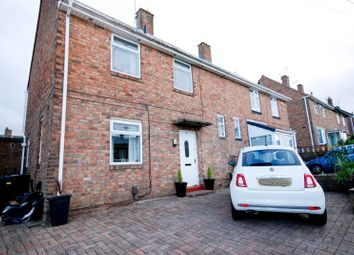 Thumbnail 4 bed semi-detached house for sale in Millfield Avenue, Kenton, Newcastle Upon Tyne