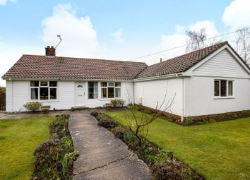 Thumbnail 2 bed detached bungalow for sale in Hill Farm Lane, Codmore Hill, Pulborough