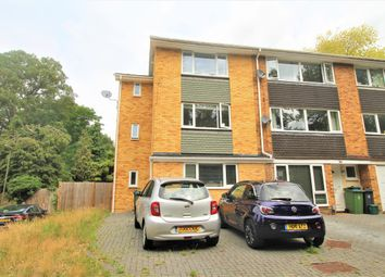 Thumbnail 3 bed town house to rent in The Cloisters, Frimley, Camberley
