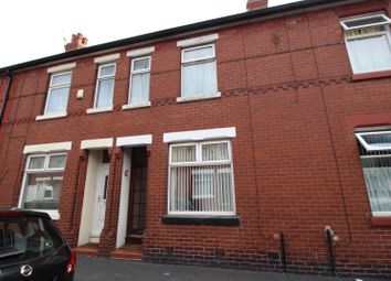 Thumbnail 3 bed terraced house for sale in Oswald Street, Reddish, Stockport