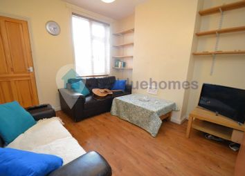 Thumbnail 5 bedroom terraced house to rent in Avenue Road Extension, Leicester