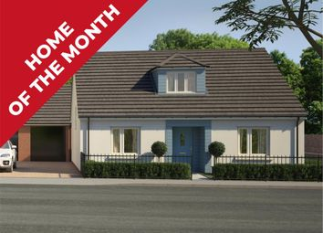 Thumbnail 3 bedroom detached bungalow for sale in Godrevy Parc, Hayle, Cornwall