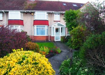 Thumbnail 3 bedroom terraced house to rent in Goldsmith Road, Broadwater, Worthing