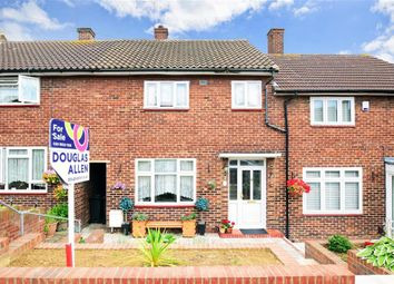 Thumbnail 2 bedroom terraced house for sale in Mannock Drive, Loughton, Essex