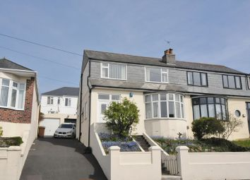 3 bed semi-detached house for sale in Weston Park Road, Peverell, Plymouth PL3