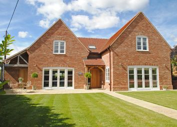 Thumbnail 4 bedroom detached house for sale in Newington, Wallingford