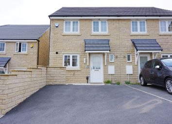 Thumbnail 3 bed semi-detached house for sale in Far Whin Gate, Keighley