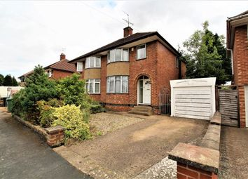 Thumbnail 3 bed semi-detached house to rent in Hillary Road, Rugby