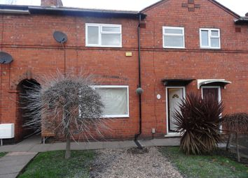 Thumbnail 2 bedroom terraced house to rent in Tomkinson Road, Nuneaton
