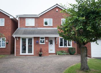 Thumbnail 4 bed detached house for sale in Golson Close, Sutton Coldfield