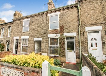 Thumbnail 2 bed terraced house for sale in Helena Road, Norwich