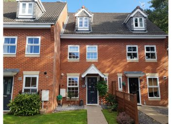 Thumbnail 3 bed town house for sale in Penshurst Road, Bromsgrove