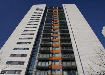 Thumbnail 1 bedroom flat to rent in Elektron Tower, Blackwall Way, Docklands