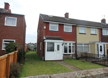 Thumbnail 2 bed end terrace house to rent in Albatross Way, Darlington, County Durham