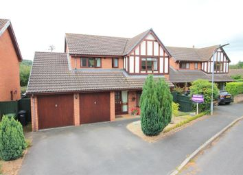 Thumbnail 4 bed detached house for sale in Lewis Way, Peterchurch, Hereford
