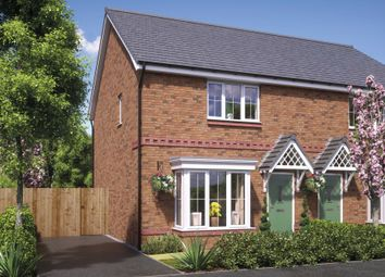 Thumbnail 3 bed semi-detached house for sale in Cromwell Road, Ellesmere Port