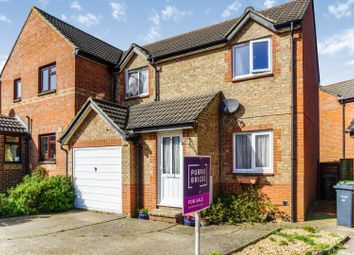 Thumbnail 3 bed semi-detached house for sale in The Finches, Carisbrooke