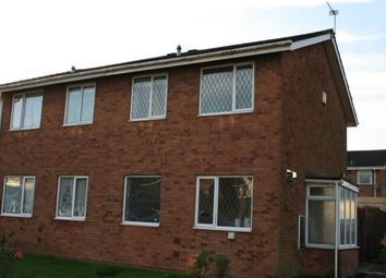 Thumbnail 3 bedroom semi-detached house to rent in Westville Road, Reedswood, Walsall