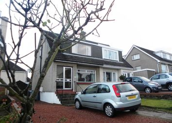 Thumbnail 3 bedroom semi-detached house for sale in Wellhall Road, Hamilton
