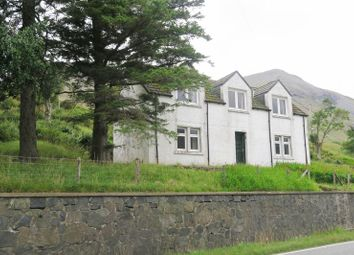 Thumbnail 4 bed detached house for sale in Sconser, Isle Of Skye