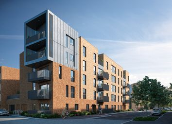 Thumbnail 2 bed flat for sale in Hering Road, Trumpington, Cambridge