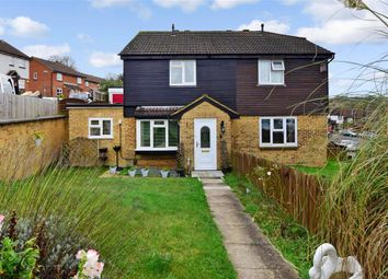 4 bed semi-detached house for sale in Wittersham Close, Walderslade, Chatham, Kent ME5