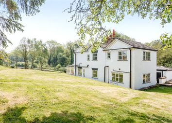 Thumbnail 4 bed detached house for sale in Tunnel End, Dutton, Warrington