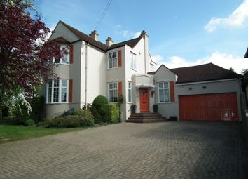 Thumbnail 4 bedroom detached house for sale in The Avenue, Potters Bar
