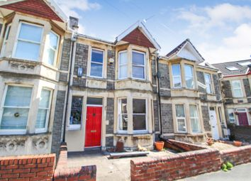 Thumbnail 2 bed terraced house for sale in Somerset Road, Knowle