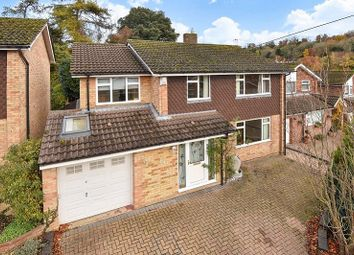 Thumbnail 4 bedroom detached house for sale in Badgebury Rise, Marlow Bottom